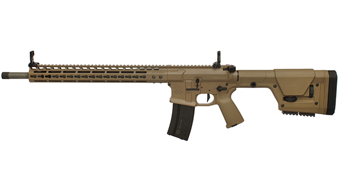 Gun Review: The Nosler Varmageddon  22 AR Rifle