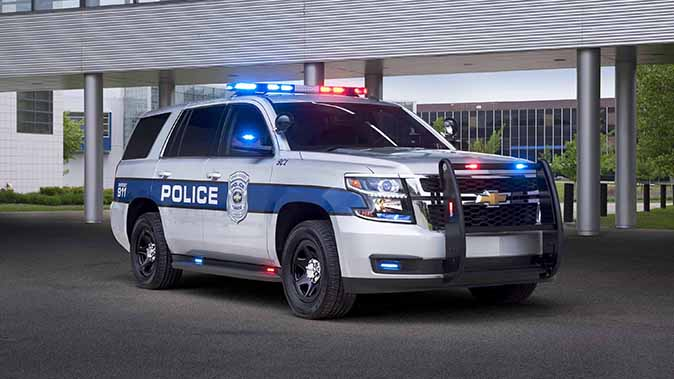 police cruisers chevy tahoe ppt