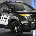 police cruisers ford suv
