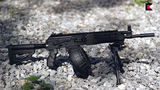 kalashnikov rpk-16 light machine gun