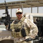 robert keller with rifle
