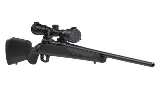 savage arms engage hunter xp rifle