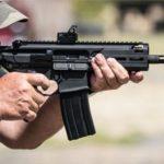 Sig MCX Rattler rifle closeup