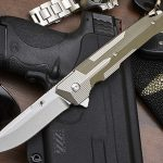 Spartan Kranos tactical folding knives