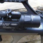 Steyr AUG A3 M1 rifle optic