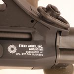 Steyr AUG A3 M1 rifle sling swivel