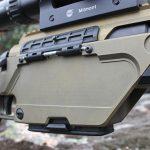 Steyr SSG 08-A1 rifle receiver