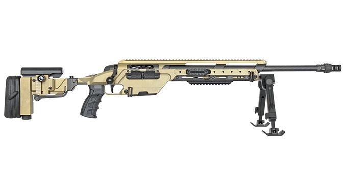 Steyr SSG 08-A1 rifle right profile