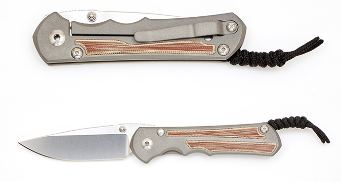 True North/Chris Reeve Inkosi tactical folding knives