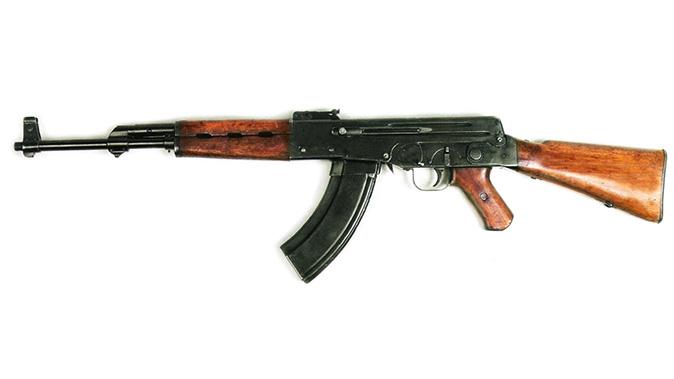 ak-46 rifle