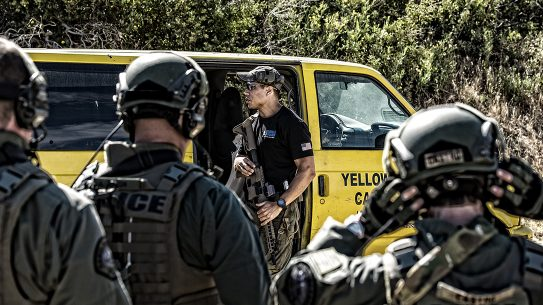 Firearm Instructors Aaron Barruga Guerrilla Approach training