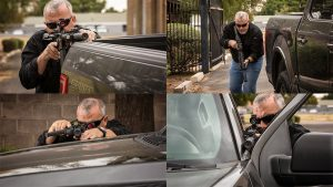 car gunfight survival tips