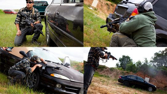 car shooting tactics instructions