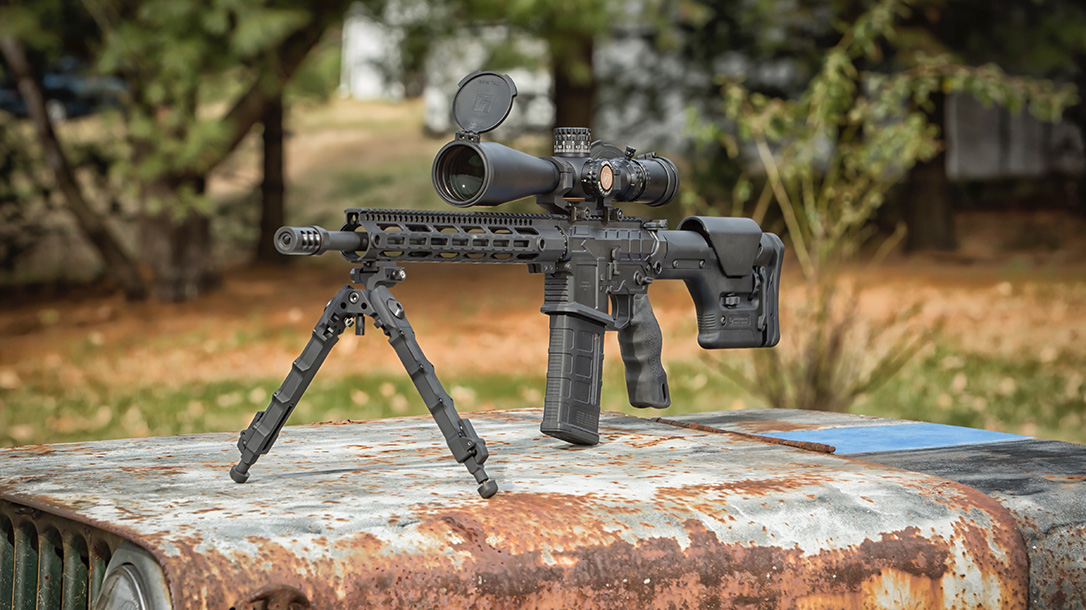 SHOT Show 2018: 6 of the Most Interesting New Rifles to Keep an Eye On