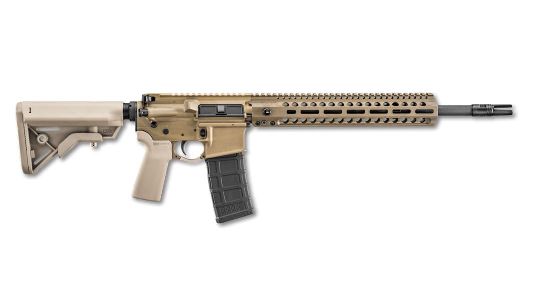 New Rifles SHOT Show 2018 FN 15 Tactical Carbine FDE P-LOK