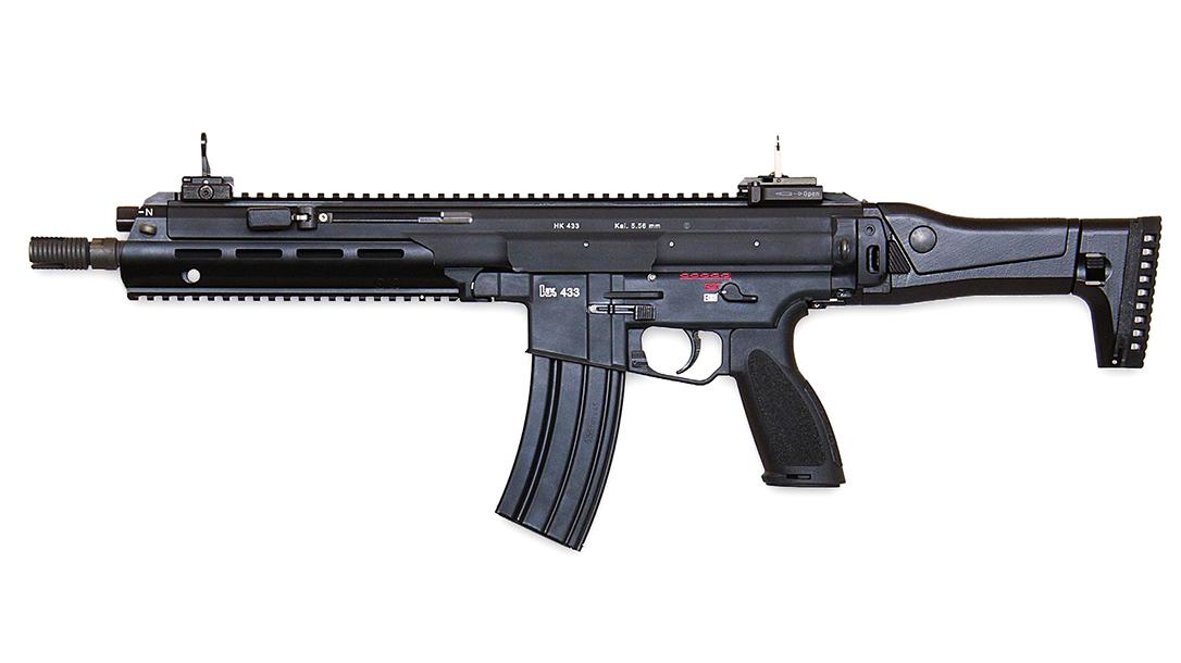 New Rifles SHOT Show 2018 Heckler & Koch HK433