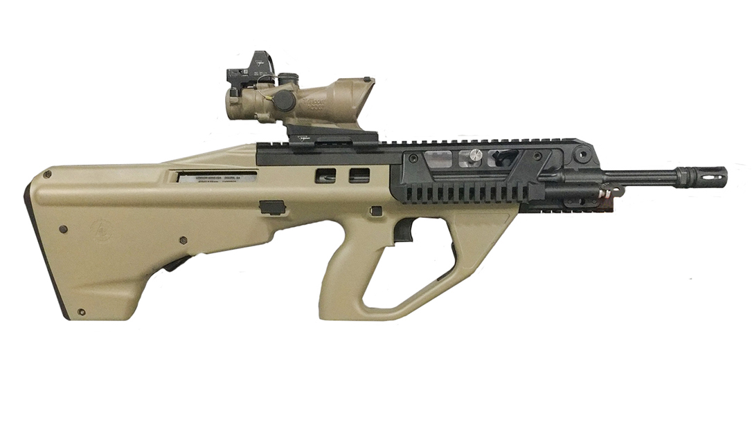 New Rifles SHOT Show 2018 Lithgow Arms F90