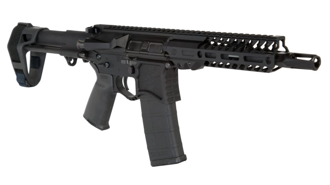 New Rifles SHOT Show 2018 Seekins Precision NXP8