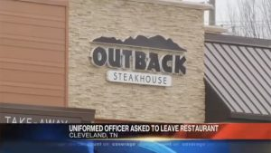 tennessee Outback Steakhouse officer