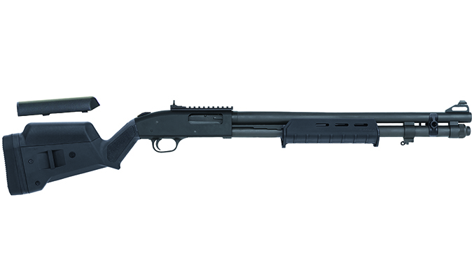 buckshot 590a1 shotgun right profile