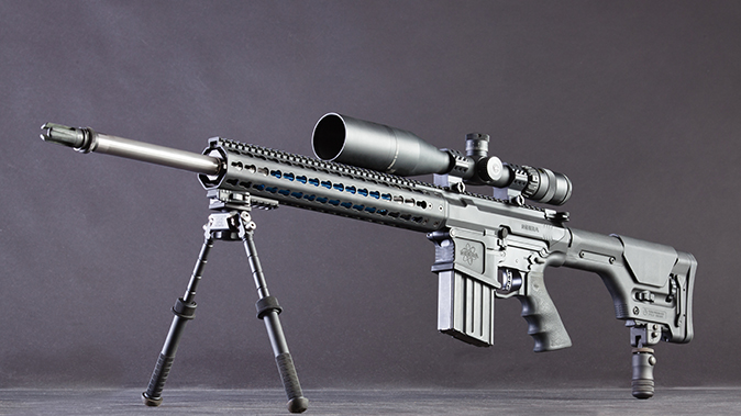 6.5 creedmoor rifle left angle
