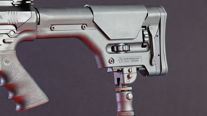 6.5 creedmoor rifle stock