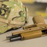 army modular handgun system closeup