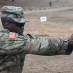 army modular handgun system demonstration