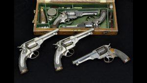 civil war revolvers kerr revolver