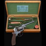 civil war revolvers adams model 1851