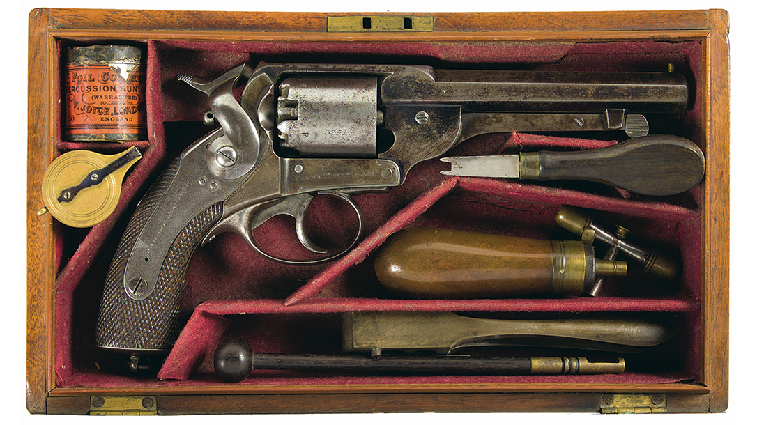 civil war revolvers 45 caliber kerr