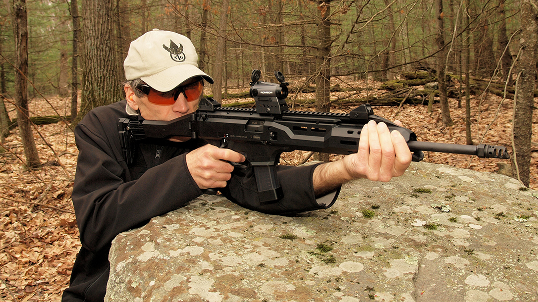 cz scorpion evo 3 rifle test