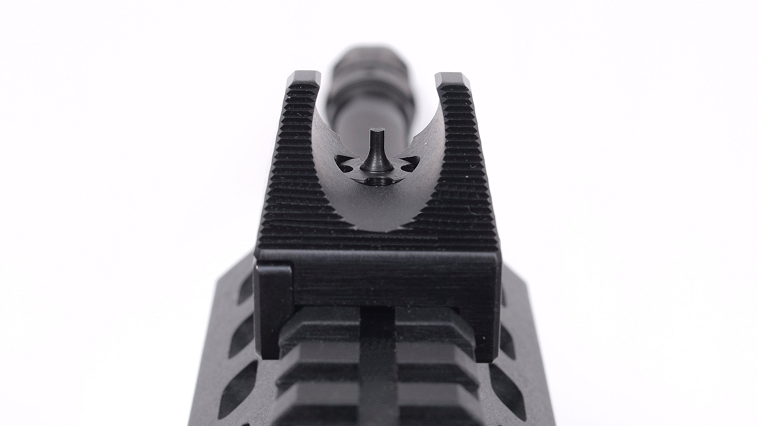 cz scorpion evo 3 rifle front sight