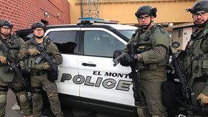 el monte police sig sauer guns
