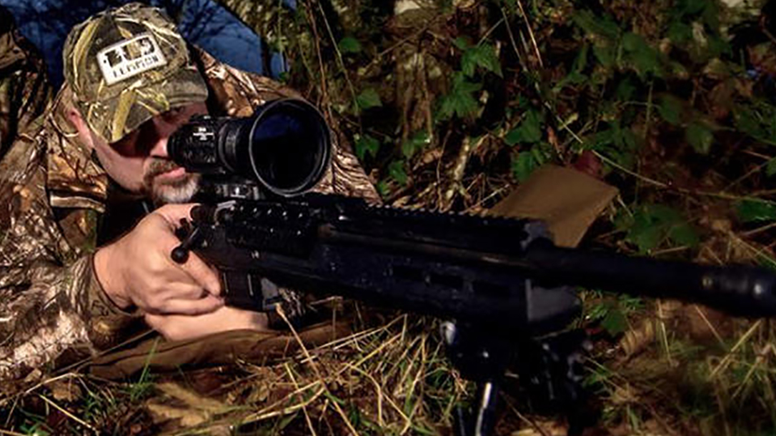 FLIR ThermoSight Pro PTS736 rifle