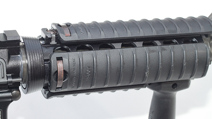 fn military collector m16 m4 rifles forends