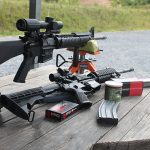 fn military collector m16 m4 rifles range