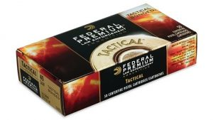 federal tactical hst ammo
