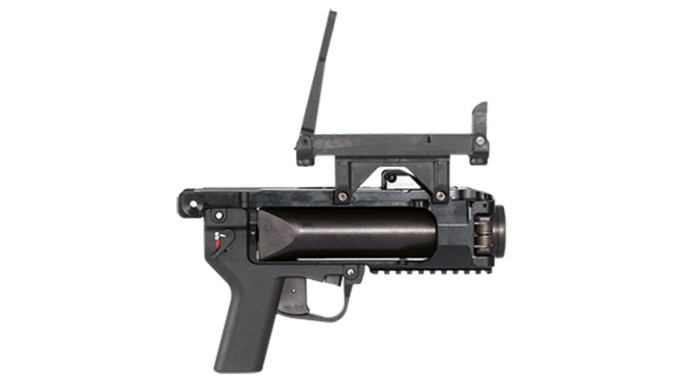 portuguese special operations hk269 grenade launcher