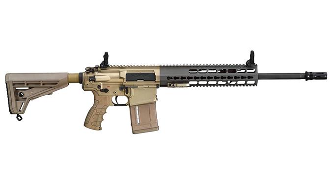 Haenel Defence CR 308 rifle right profile