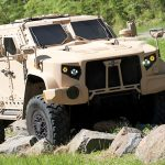 Oshkosh JLTV front right angle