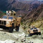 Oshkosh JLTV mountain climb