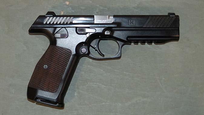 kalashnikov pl-14 handgun right profile