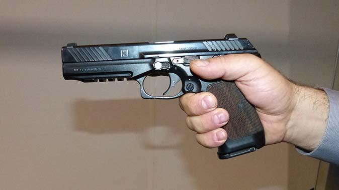 kalashnikov pl-14 handgun grip