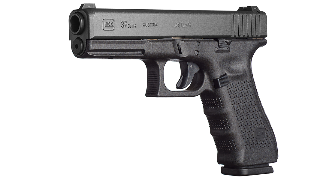 ocean view pd glock 37 left profile