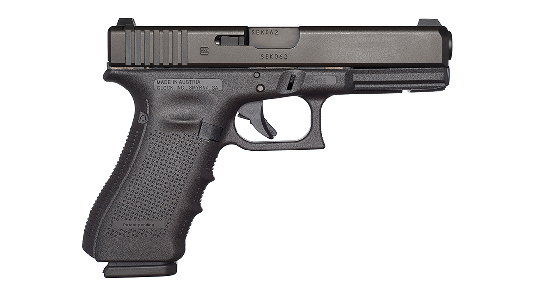 ocean view pd glock 37 right profile