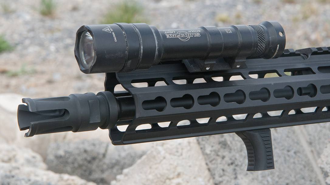 Primary Weapons Systems MK112 rifle scout light