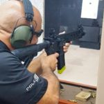 bayamon police br4 diablo rifle test