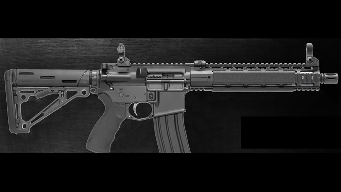 bayamon police b4r diablo rifle right profile