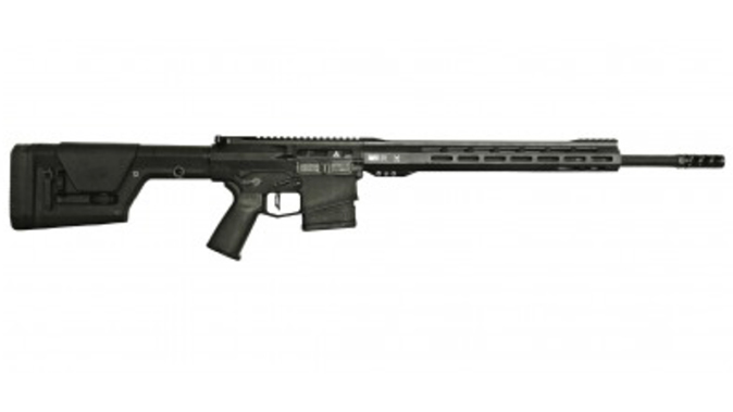 Rise Armament 1121XR rifle black right profile